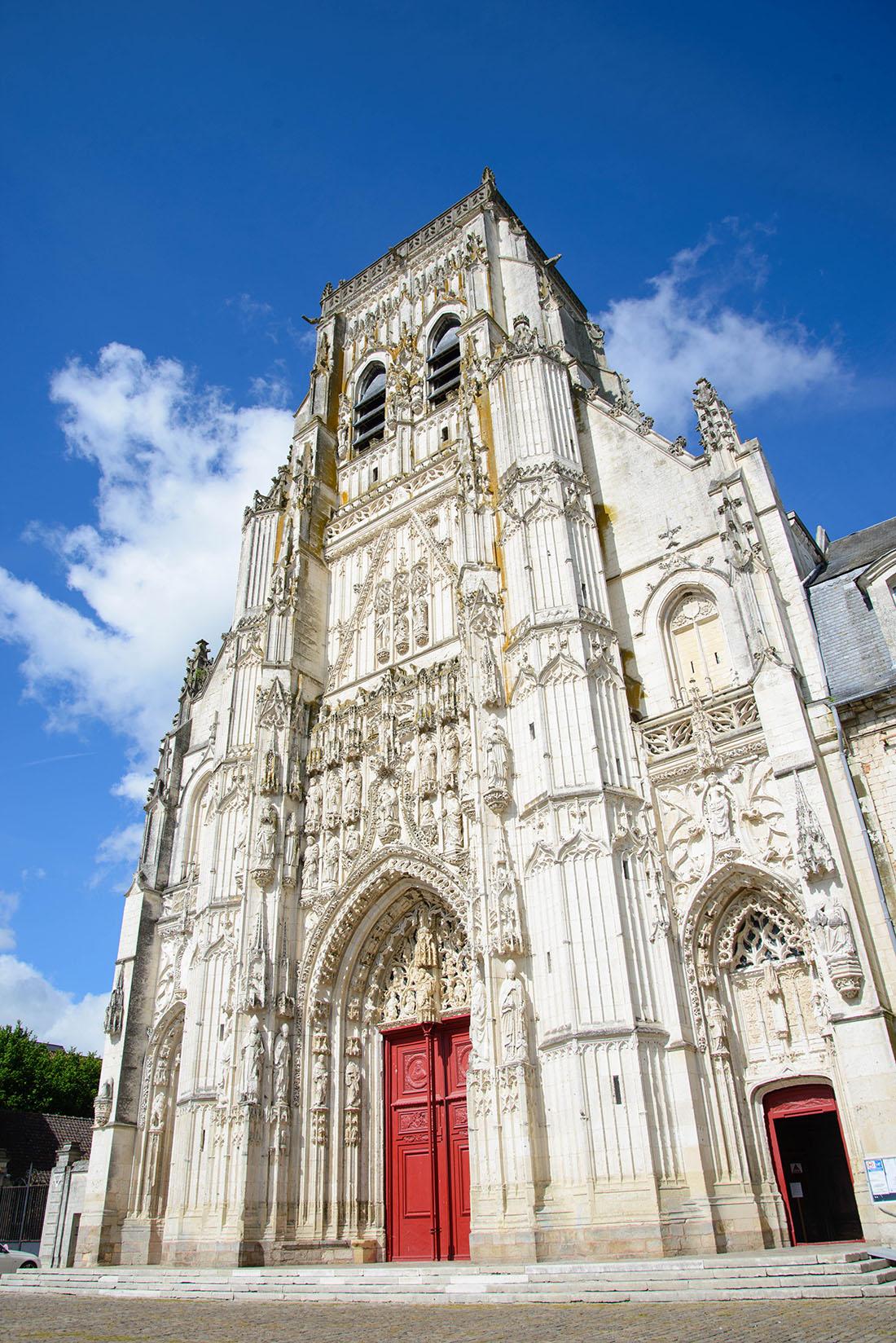 abbaye de saint-riquier, somme