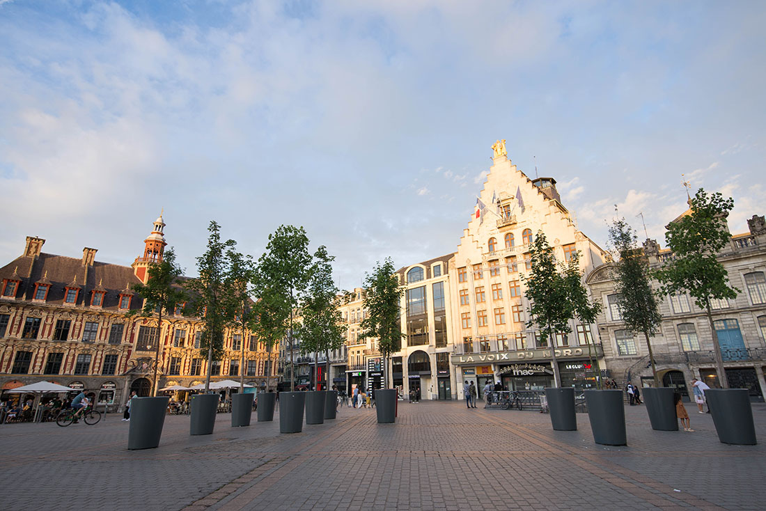 grand-place, Lille