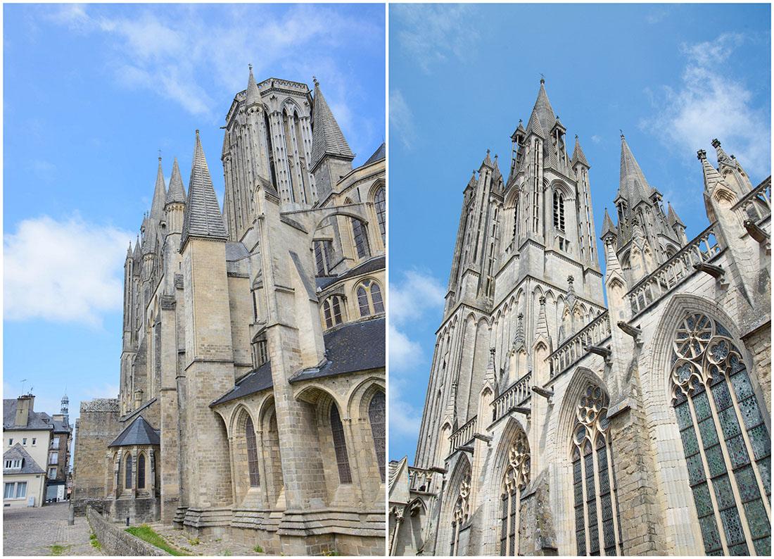 cathédrale de coutances, manche