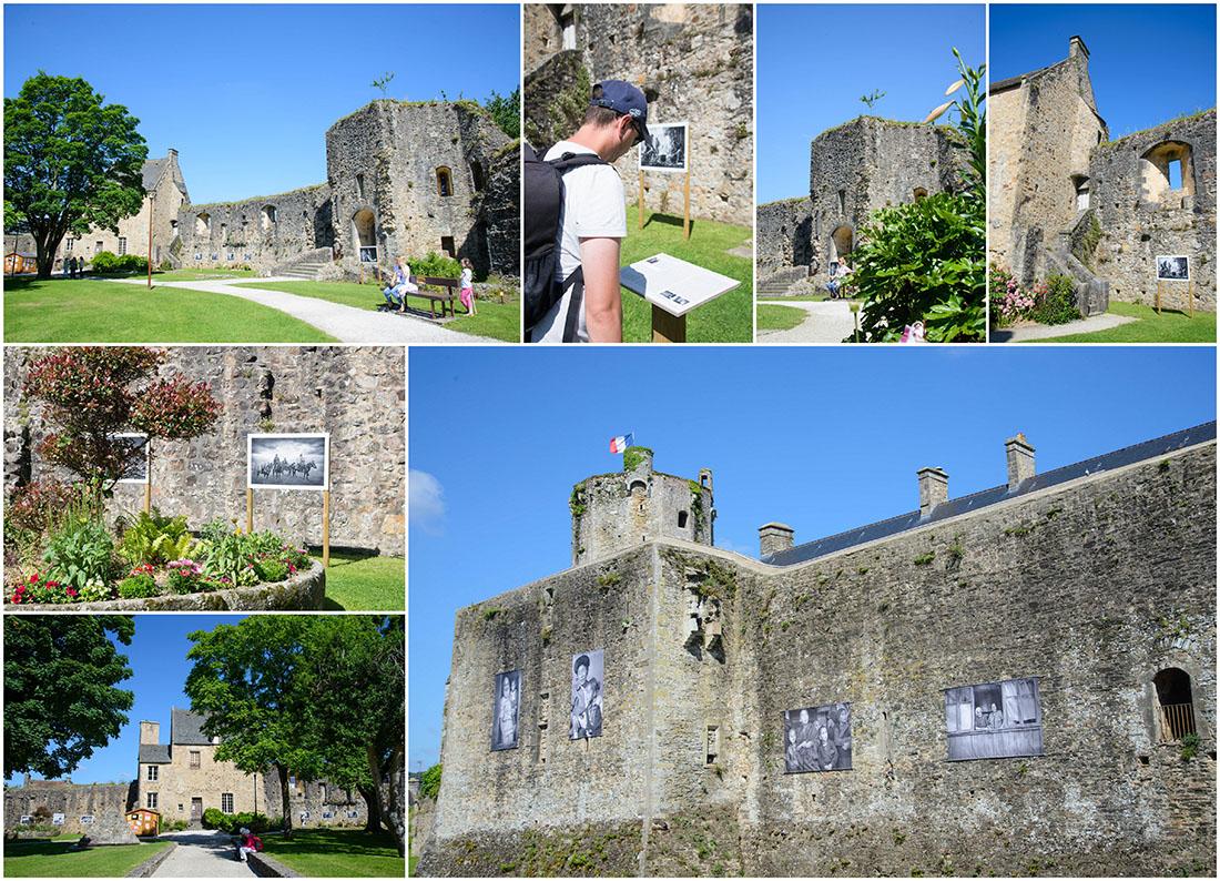 Bricquebec-en-Cotentin, château