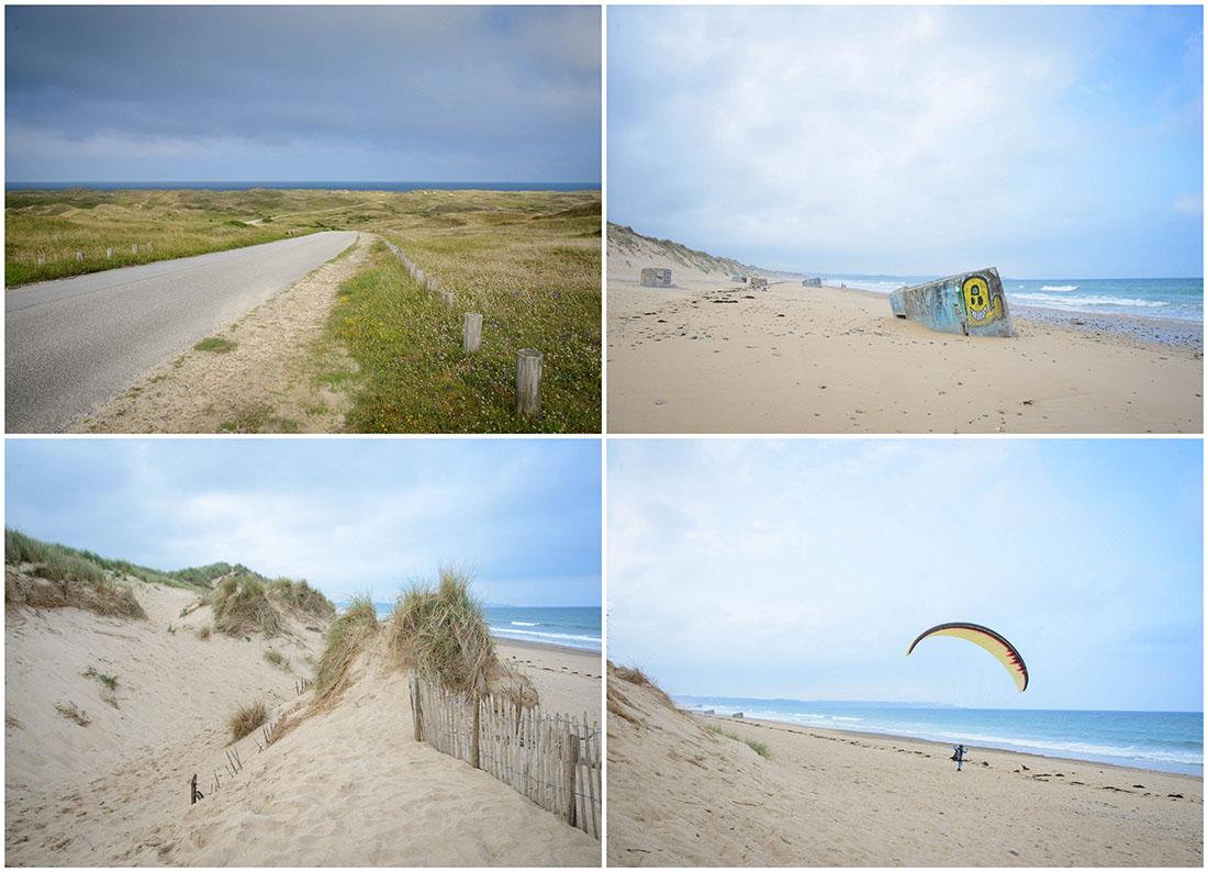 Dunes de Biville (autour de Cherbourg) , cotentin