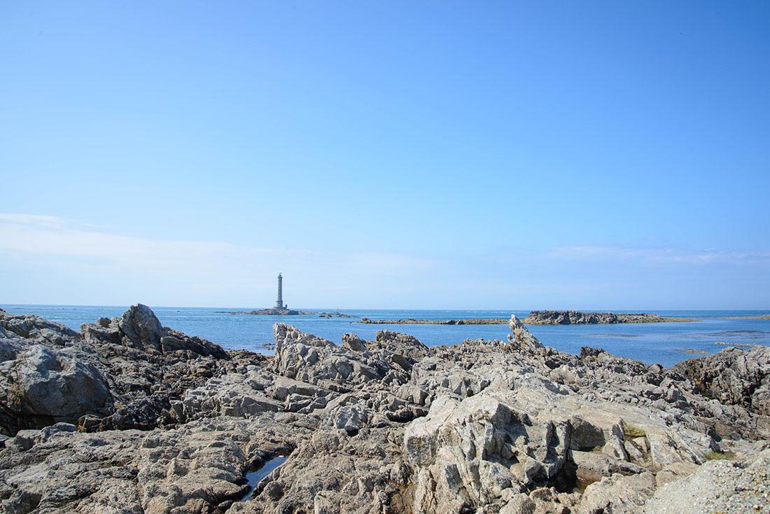 phare de Goury (autour de Cherbourg – Cap de la Hague)