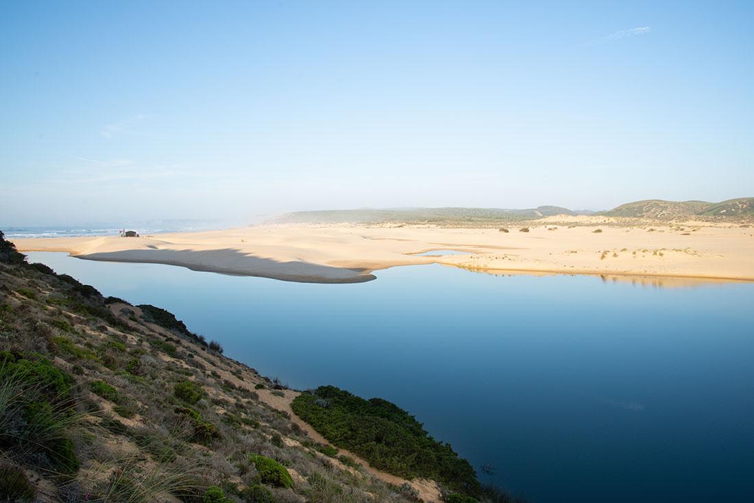 Praia da Bordeira, algarve
