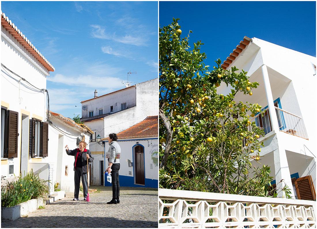 visite du village d'odeceixe en Algarve